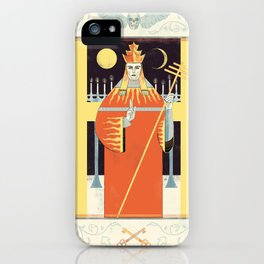 Hierophant iPhone Case