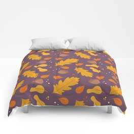 Autumn is Coming Comforters