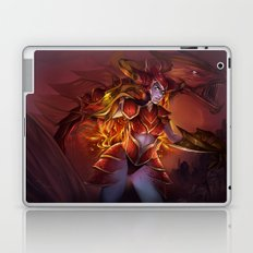 THE HALF DRAGON Laptop & iPad Skin