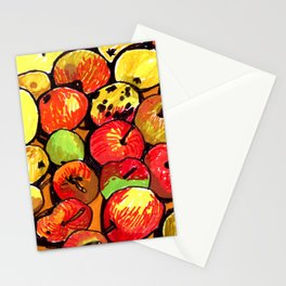 apples 2 Stationery Cards