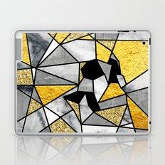 FRAGMENT SKULL Laptop & iPad Skin