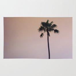 One Night One Palm Tree Rug