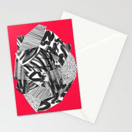 Self control Stationery Cards