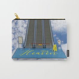 In Heaven - Au Ciel Carry-All Pouch