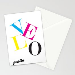 CMYK Velo Stationery Cards