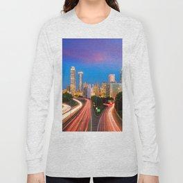 Atlanta 02 - USA Long Sleeve T-shirt