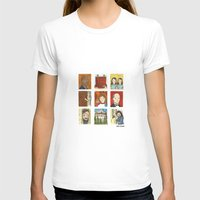 shining T-shirts featuring The Shining by Steven Learmonth