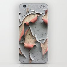 The Pink Underside iPhone & iPod Skin