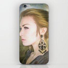 'Grace' iPhone Skin