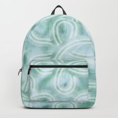 Knotty Abstract Backpack