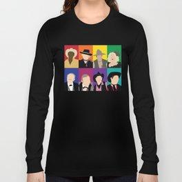 Blazing Saddles Long Sleeve T-shirt