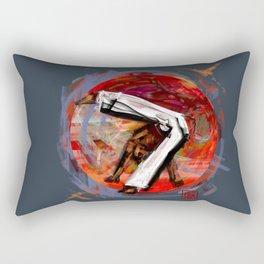 Capoeira 545 Rectangular Pillow