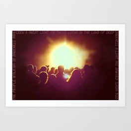 Great Light Art Print