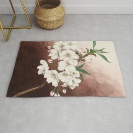 Jyonioi - Upper Fragrance Cherry Blossoms Rug