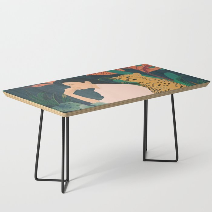 Into The Wild Coffee Table