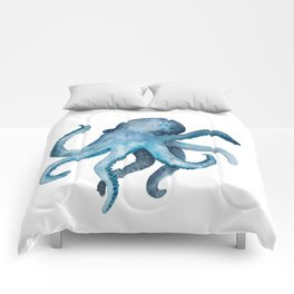 Blink the Octopus Comforters