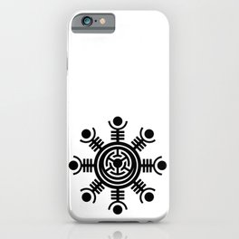 Hekate's Protection iPhone Case