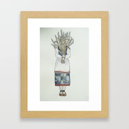 Countryside Framed Art Print