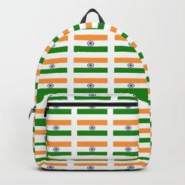 Flag of India 2-indian,mumbai,delhi,hindi,indus,buddhism,hinduism,buddha,gandhi Backpack