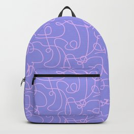 Curlicue two Backpack