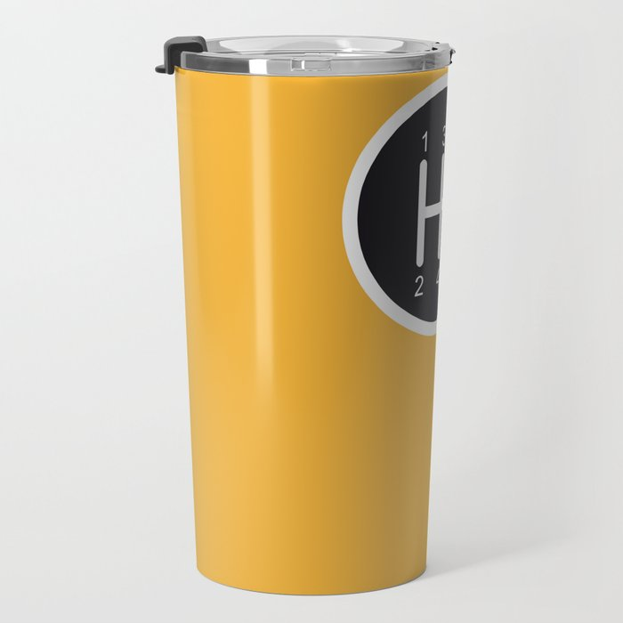 Lab No. 4 - The Fast and the Furious Movie Inspire Quotes Poster Travel Mug