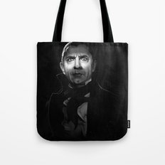 Bela Lugosi is Dead Tote Bag