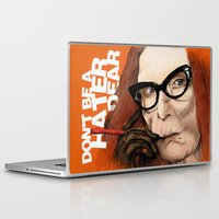 coven Laptop & iPad Skins featuring Myrtle Snow || Don't be a hater, dear (from American Horror Story: Coven) by PandaToyz