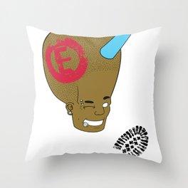 EGO Liberty Spikes Throw Pillow