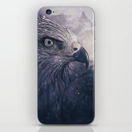 King of Eagles iPhone Skin