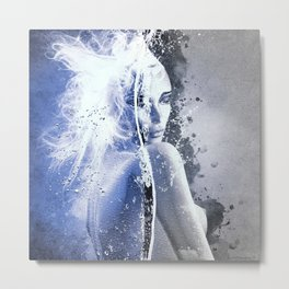 Immersion - The Source Metal Print