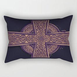 Celtic Cross Rectangular Pillow