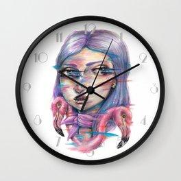 Innocence of the Peace Wall Clock