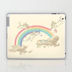 Painting The Sky Laptop & iPad Skin