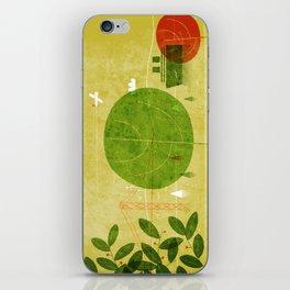 Lisboa iPhone Skin