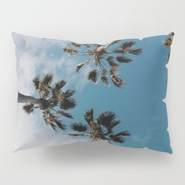 Palm Tree Summer Fun Pillow Sham