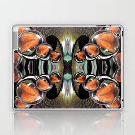 Butterfly Crystal Ball Fantasy Laptop & iPad Skin