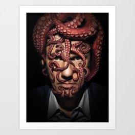 Take it On SVA - Stefan Art Print
