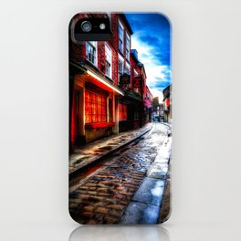 Medieval York Art iPhone Case