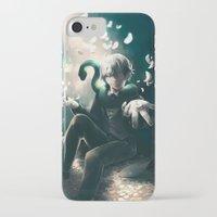kuroshitsuji iPhone & iPod Cases featuring Snake by 1MI0