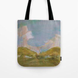 Mapping the heart Tote Bag