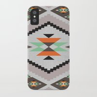 navajo iPhone & iPod Cases featuring Navajo by Priscila Peress