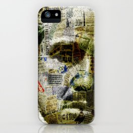 Marlon B. iPhone Case