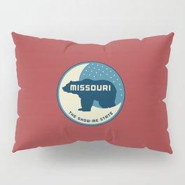 Missouri - Redesigning The States Series Pillow Sham