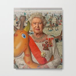 Queen's beach Metal Print