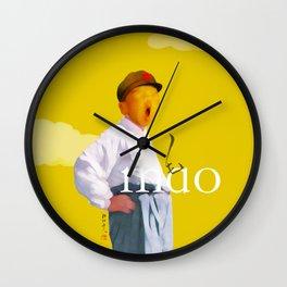 Mao Wall Clock