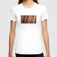 vinyl T-shirts featuring Vinyl. by Derek Fleener
