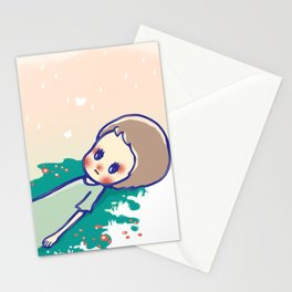 a little star Stationery Cards