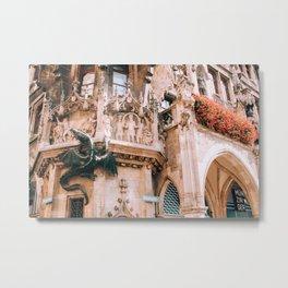 New Town Hall Munich Metal Print