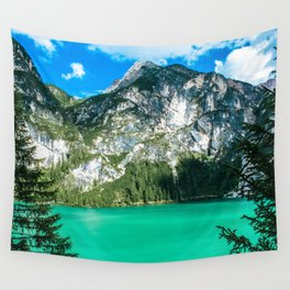 Window To The Wild Wall Tapestry