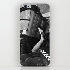 Taxi Cab Confessions iPhone Skin